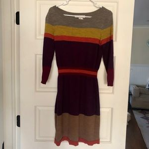 Loft women's sweater dress, new with tags
